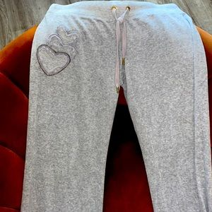 Juicy Couture grey joggers